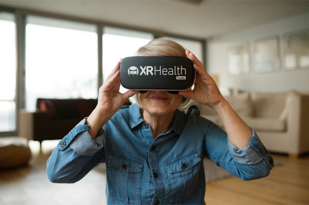virtual reality healthcare